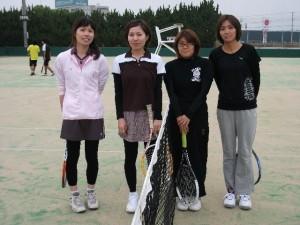 CD女子3位試合前