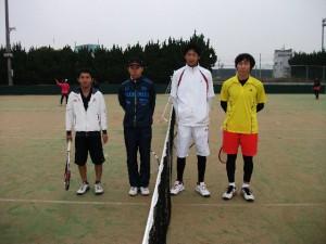 CD男子決勝前