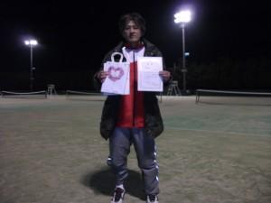 男子BC準優勝
