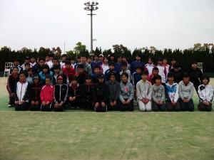 中学生集合