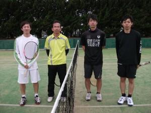 男子決勝フォトセッション